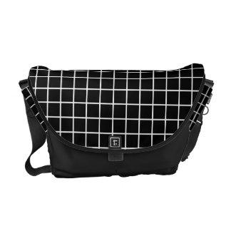 Gobangoushi Japanese Pattern Messenger Bag B