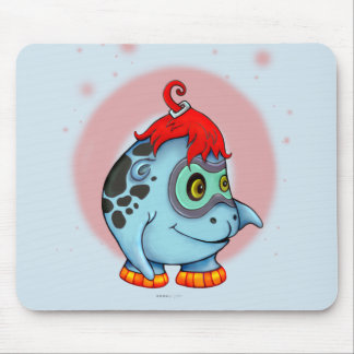 GOBBI CUTE ALIEN MONSTER CARTOON MOUSE PAD