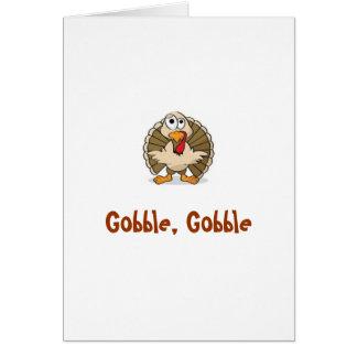 Gobble, Gobble Card