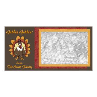 GOBBLE GOBBLE! CARD