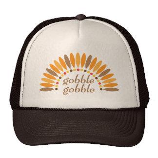 Gobble Gobble Thanksgiving Trucker Hat