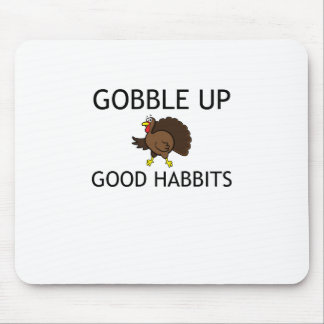 Gobble Mouse Pad