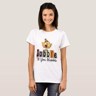 Gobble Turkey T-Shirt