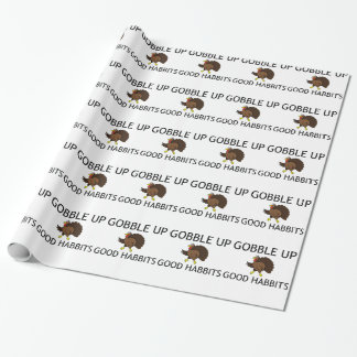 Gobble Wrapping Paper