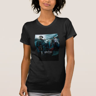 Goblet of Fire - French 4 Tee Shirt