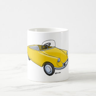 Goblet with Citroën D car Coffee Mug