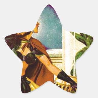 Goblin Behind Glass Star Sticker