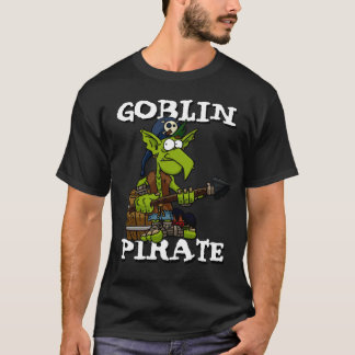 Goblin Pirate T-Shirt