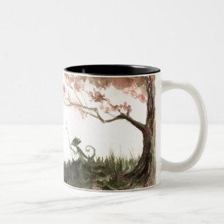Goblin Two-Tone Coffee Mug