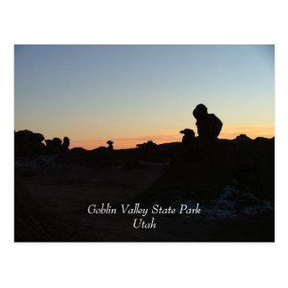 Goblin Valley State Park Postcard