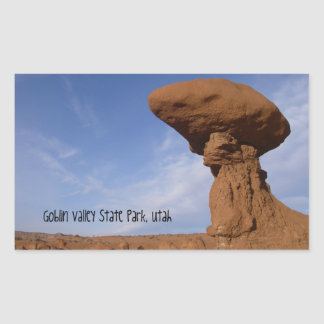 Goblin Valley State Park, UT Sticker