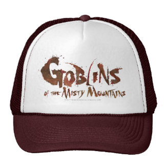 Goblins of the Misty Mountains Trucker Hat