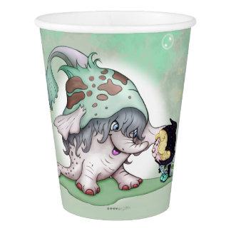 GOBOTRON & MATIZE CUTE ALIENS PAPER CUP