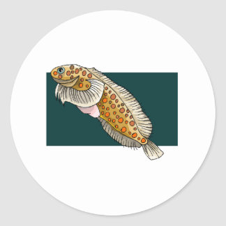 Goby Fish Stickers