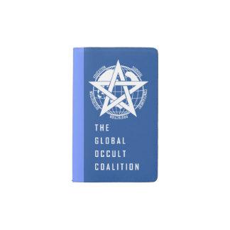 GOC agent's poket jarnal [SCP Foundation] Pocket Moleskine Notebook