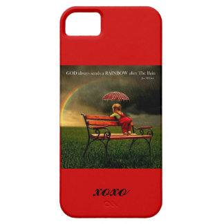 God Always sends a Rainbow - iPhone 5 Vibe Case