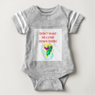 GOD BABY BODYSUIT