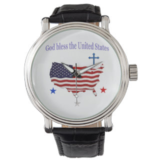 God Bless America gifts Wristwatches
