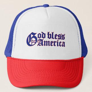 GOD BLESS AMERICA HAT