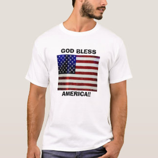 GOD BLESS AMERICA!!... Religious shirts