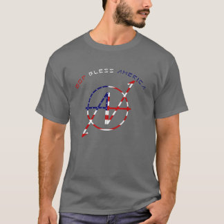 God Bless America T T-Shirt