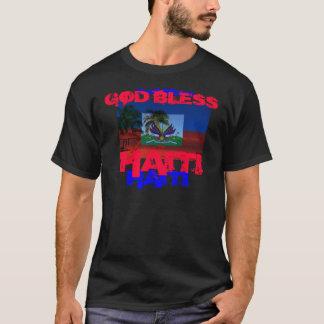 God Bless, HAITI, T-Shirt