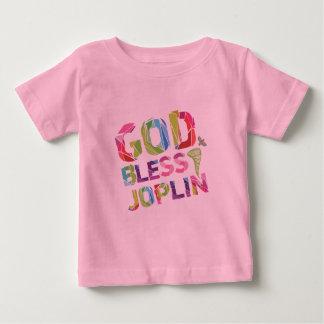 God Bless Joplin Baby T-Shirt