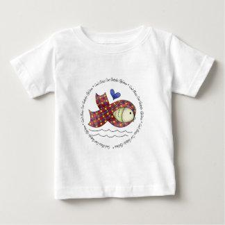 God Bless Our Autisic Children Infant Short Sleeve T-shirt