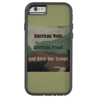 God Bless our Troops Phone Cover
