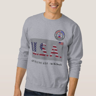 God Bless The U.S.A. - We The People Sweatshirt 16