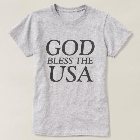God Bless the USA II T-Shirt