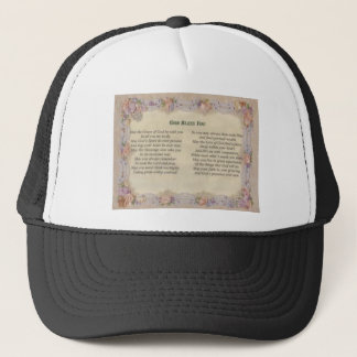 God Bless You Products Trucker Hat