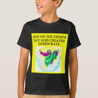 god created democrats T-Shirt