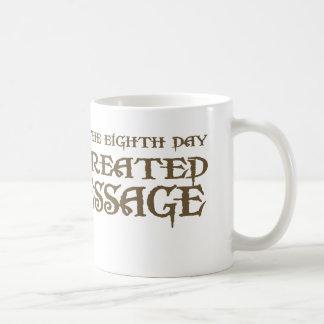 God Created Dressage Coffee Mug
