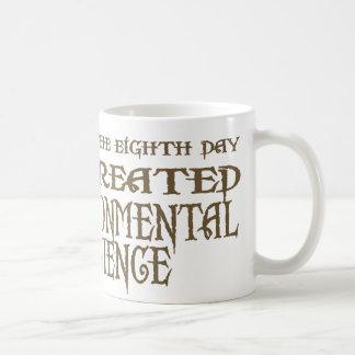 God Created Environmental Science Coffee Mugs