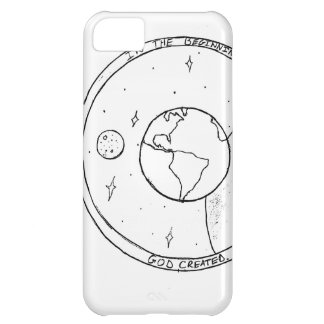 God Created! iPhone 5C Cases