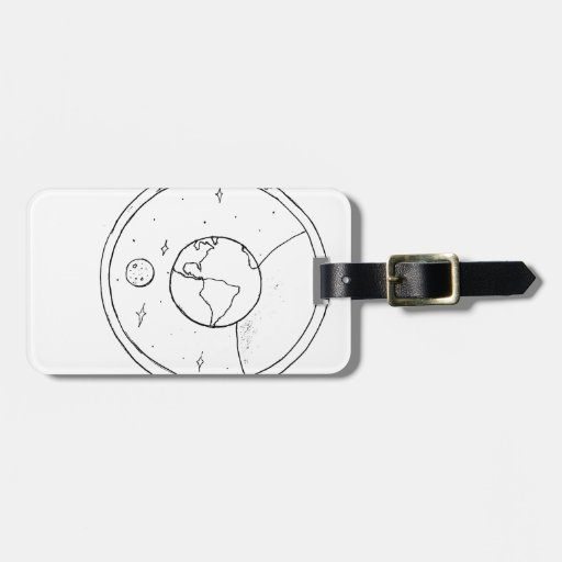 God Created! Luggage Tag