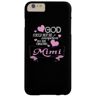 God Created MiMi Barely There iPhone 6 Plus Case