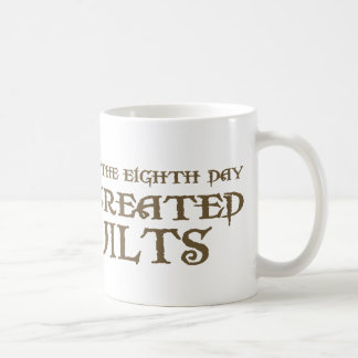 God Created Quilts Mugs