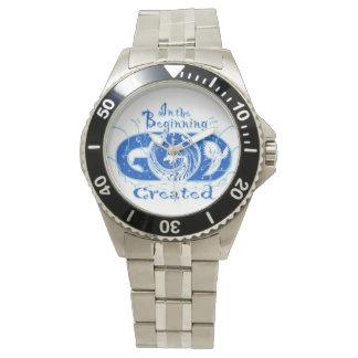 God created Watch