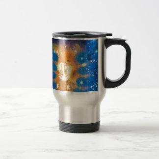God creating life coffee mug