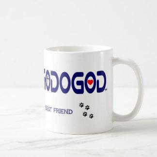 GOD DOG GOD Mug
