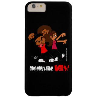 """""""God don't like UGLY!"""" Black Device Case"""