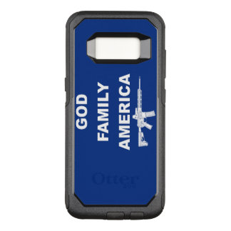 God Family America OtterBox Commuter Samsung Galaxy S8 Case