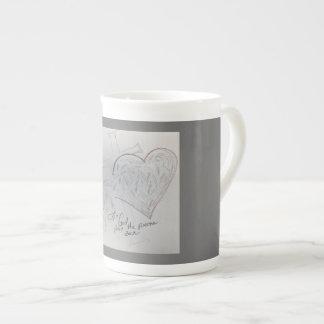 God fixes the broken tea cup