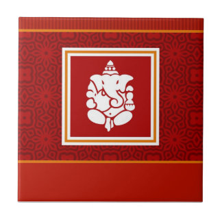 God Ganesha Design Tile
