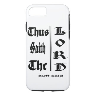God has the last word iPhone 7 case