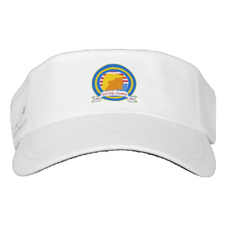 God Help America Resist Anti Trump Funny Visor