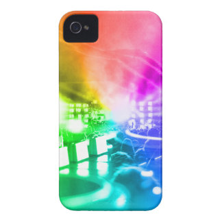 God is a DJ iPhone 4 Case-Mate Case