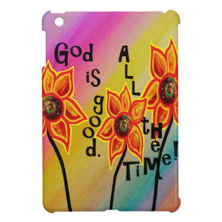 God is Good All the Time iPad Mini Case